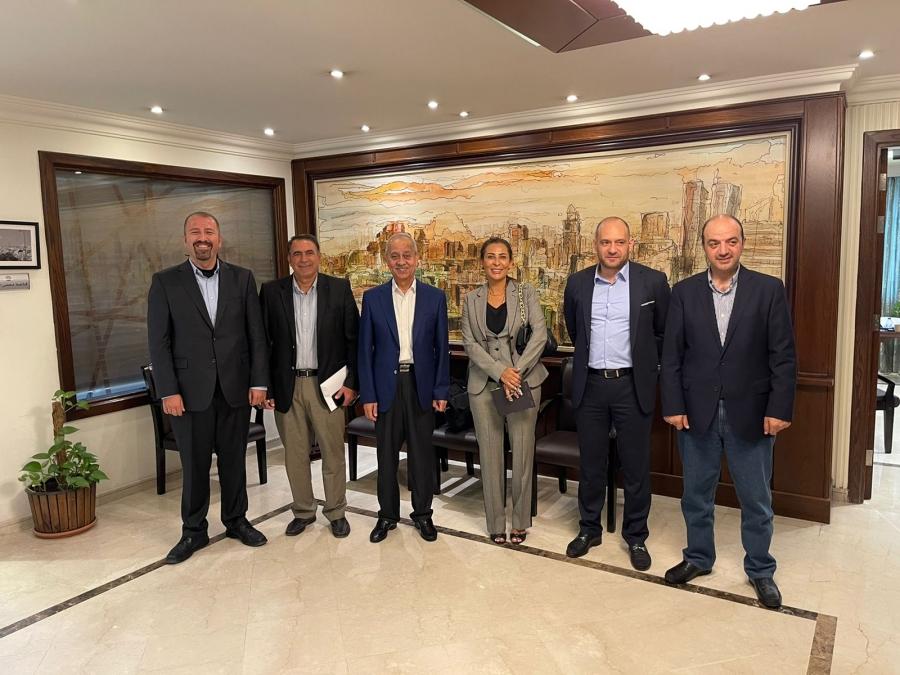 الجغبير تعزيز دور السفارات الأردنية يساهم برفع وتيرة القدرة التصديرية للقطاع الصناعي