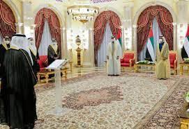 تعديل وزاري في الامارات العربية المتحدة