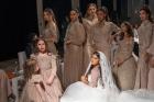 بالصور ... قصة نجاح مصممة السعودية هلا العيطة بانطلاقة أول معرض أزياء بمحافظة جدة