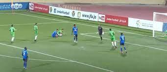 سحاب يحتج رسميا على مباراته أمام الجليل بدوري المحترفين