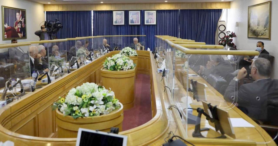 لجنة الطاقة بمجلس الأعيان تلتقي وزيرة الطاقة
