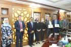 اتفاقية تعاون بين البلقاء التطبيقية والمجلس الأردني للأبنية الخضراء