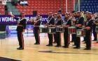افتتاح بطولة كأس آسيا للسيدات لكرة السلة