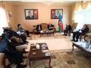 السفارة الاذربيجانية تحتفل بالذكرى الاولى لتحرير اراضيها