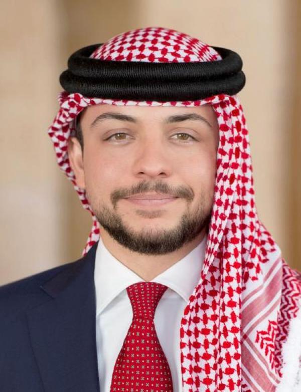 ولي العهد مهنئاً المنتخب الرديف مبارك للنشامى الأبطال