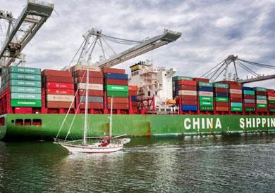 الصين 4 تريليون دولار حجم التجارة الخارجية