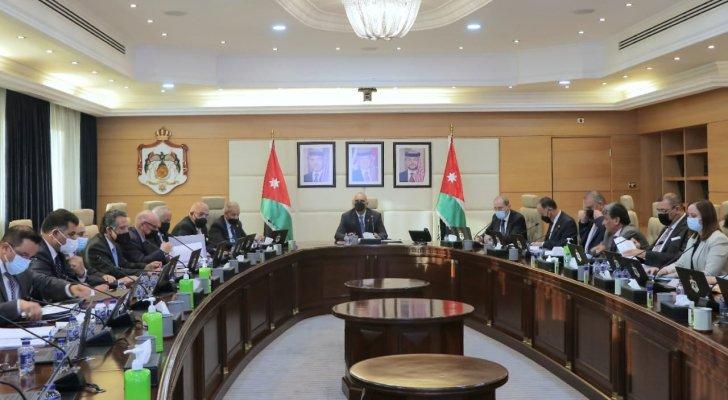 قرارات مجلس الوزراء ليوم الأربعاء الموافق للثالث عشر من تشرين أوَّل 2021م