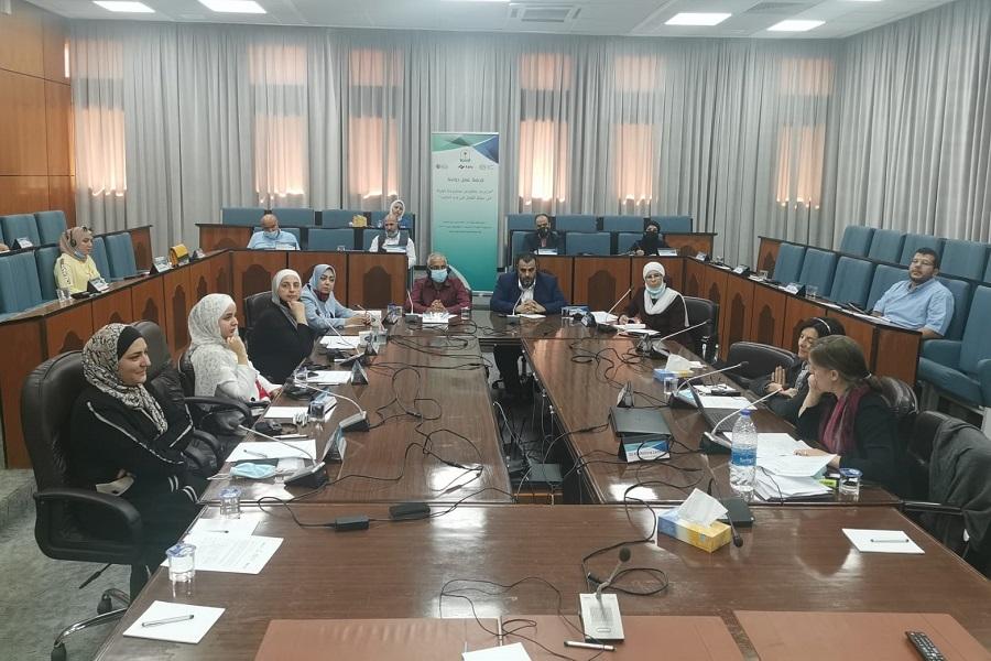 ورشة دولية حول تحديات وفرص مشاركة المرأة بسوق العمل في إربد الكبرى