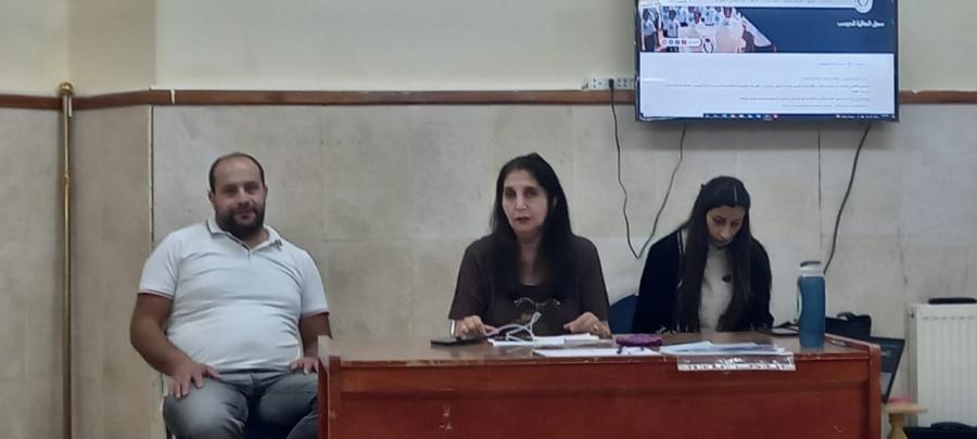 مكتب جائزة الحسن للشباب يزور شباب عجلون