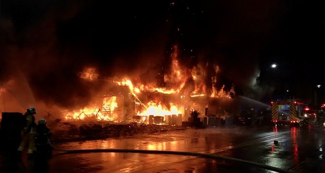 أكثر من 46 قتيلا بحريق مبنى سكني في تايوان