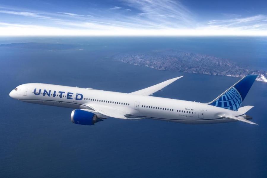 الخطوط الجوية المتحدة تعلن عن خط طيران جديد للسفر بدون توقف بين عمّان وواشنطن