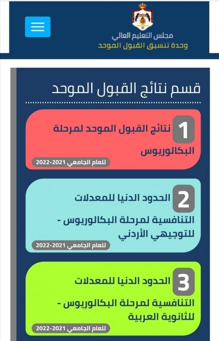 إعلان أسماء الطلبة المرشحين للقبول على المقاعد الشاغرة في تخصصي الطب وطب الأسنان للطلبة المعيدين