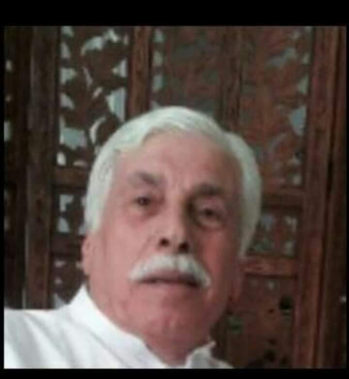 وفاة الحاج علي لاعب الجزيرة ومنتخبنا السابق