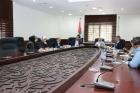 وفد من وزارة الصناعة والتجارة يطلع على تجربة الضمان الاجتماعي في التحول الإلكتروني