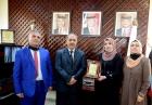 الطفيلة التقنية تكرم المعلمة الزغاميم الفائزة بجائزة الملكة رانيا للتميز التربوي